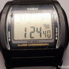 Relojes - Casio: RELOJ CASIO ILUMINATOR ALARMA VINTAGE.. Lote 165511134