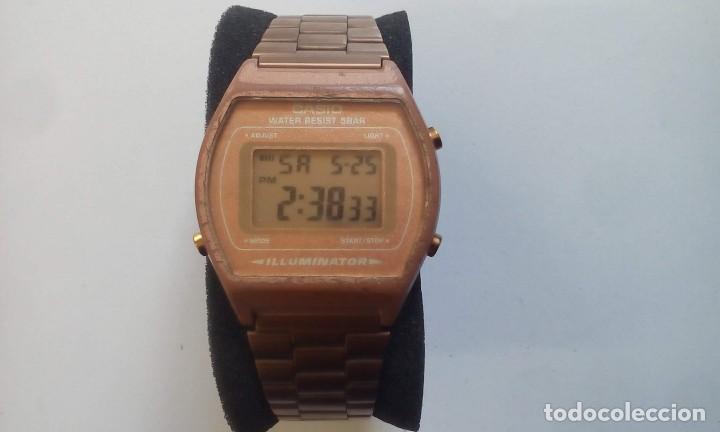 RELOJ CASIO B-640-W MODULO 3294 (Relojes - Relojes Actuales - Casio)