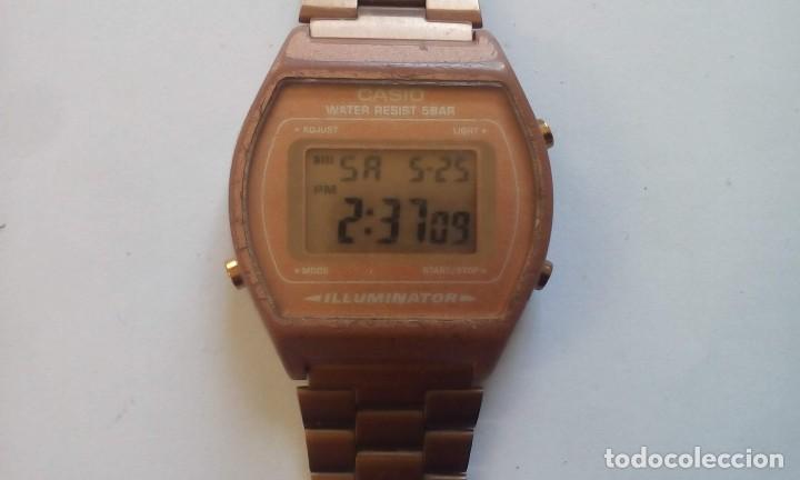 Relojes - Casio: Reloj casio B-640-W modulo 3294 - Foto 3 - 165754590