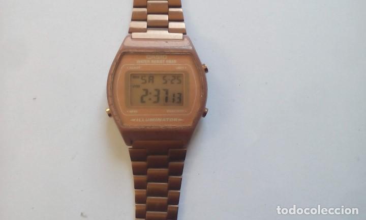 Relojes - Casio: Reloj casio B-640-W modulo 3294 - Foto 4 - 165754590
