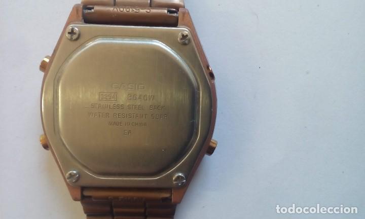 Relojes - Casio: Reloj casio B-640-W modulo 3294 - Foto 5 - 165754590