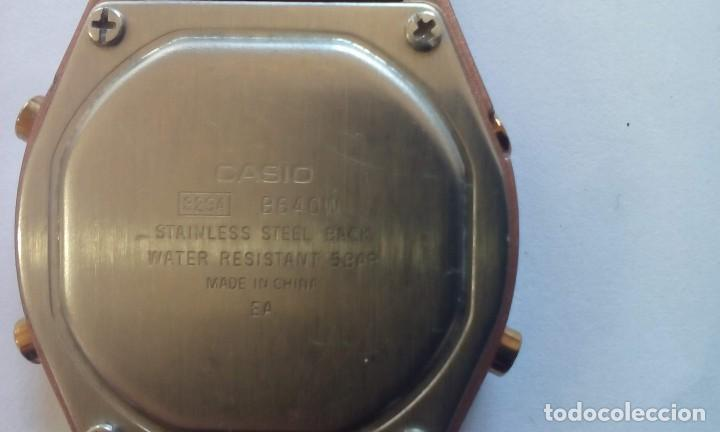 Relojes - Casio: Reloj casio B-640-W modulo 3294 - Foto 6 - 165754590