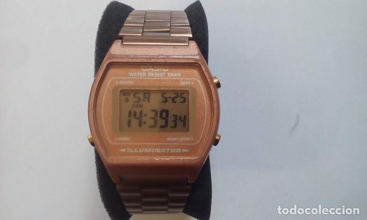 Relojes - Casio: Reloj casio B-640-W modulo 3294 - Foto 8 - 165754590