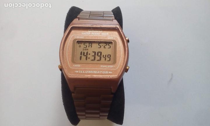 Relojes - Casio: Reloj casio B-640-W modulo 3294 - Foto 10 - 165754590