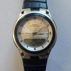 Relojes - Casio: RELOJ CASIO AW-80 MODULO 2747. Lote 175361999