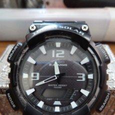 Relojes - Casio: RELOJ DE PULSERA CASIO 5208 AQ-S810W SOLAR. Lote 165941326