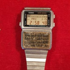 Relojes - Casio: RELOJ CASIO DIGITAL. DATA BANK. Lote 167140056