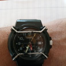 Relojes - Casio: RELOJ CASIO HDA 600 MODULO 2719 MIDE 41,5MM FUNCIONA BIEN. Lote 167145740