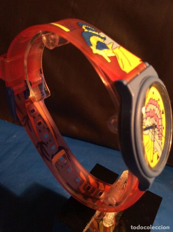 Relojes - Casio: RELOJ CASIO PTM 10 A ¡¡ DINOSAURIOS !! VINTAGE ¡¡NUEVO!! (VER FOTOS) - Foto 5 - 167623320