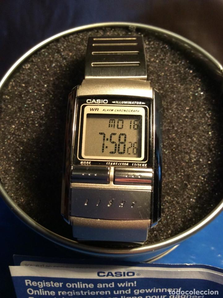 Relojes - Casio: RELOJ CASIO DE SRTA. LA 200 ¡¡ SUPER ELEGANTE !! ¡¡NUEVO!! (VER FOTOS) - Foto 2 - 210607968