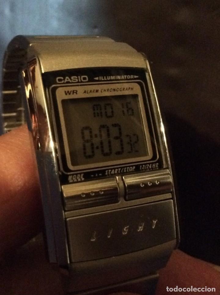 Relojes - Casio: RELOJ CASIO DE SRTA. LA 200 ¡¡ SUPER ELEGANTE !! ¡¡NUEVO!! (VER FOTOS) - Foto 3 - 210607968