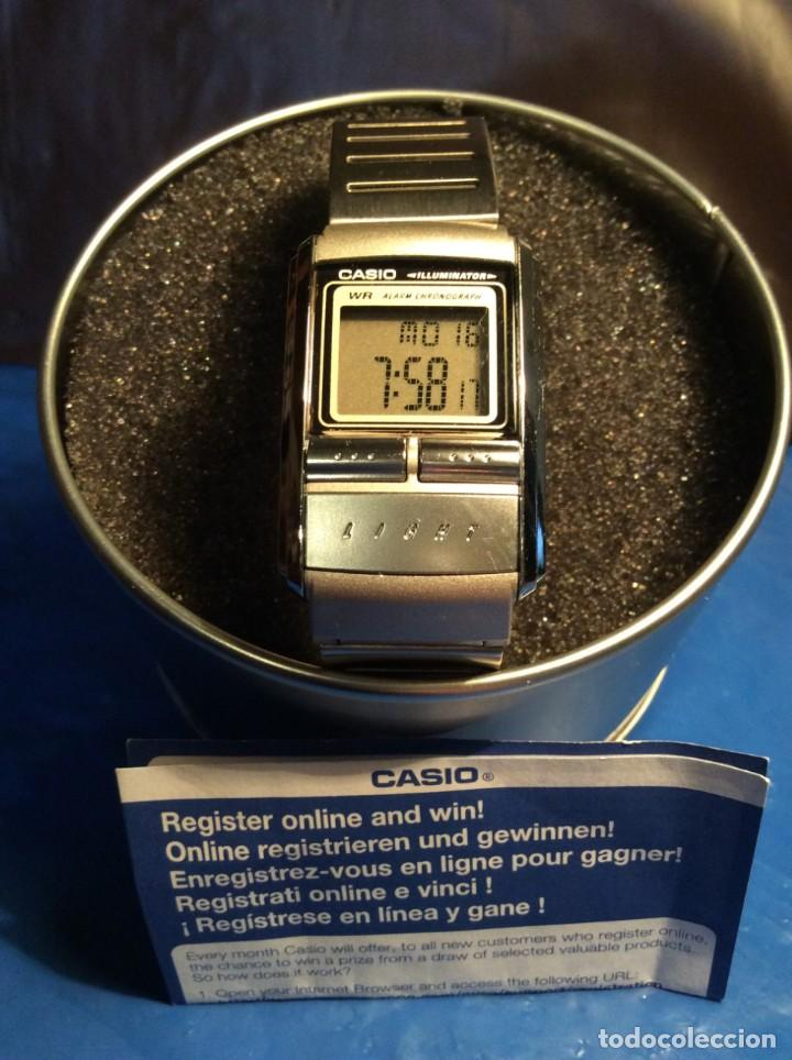 Relojes - Casio: RELOJ CASIO DE SRTA. LA 200 ¡¡ SUPER ELEGANTE !! ¡¡NUEVO!! (VER FOTOS) - Foto 4 - 210607968