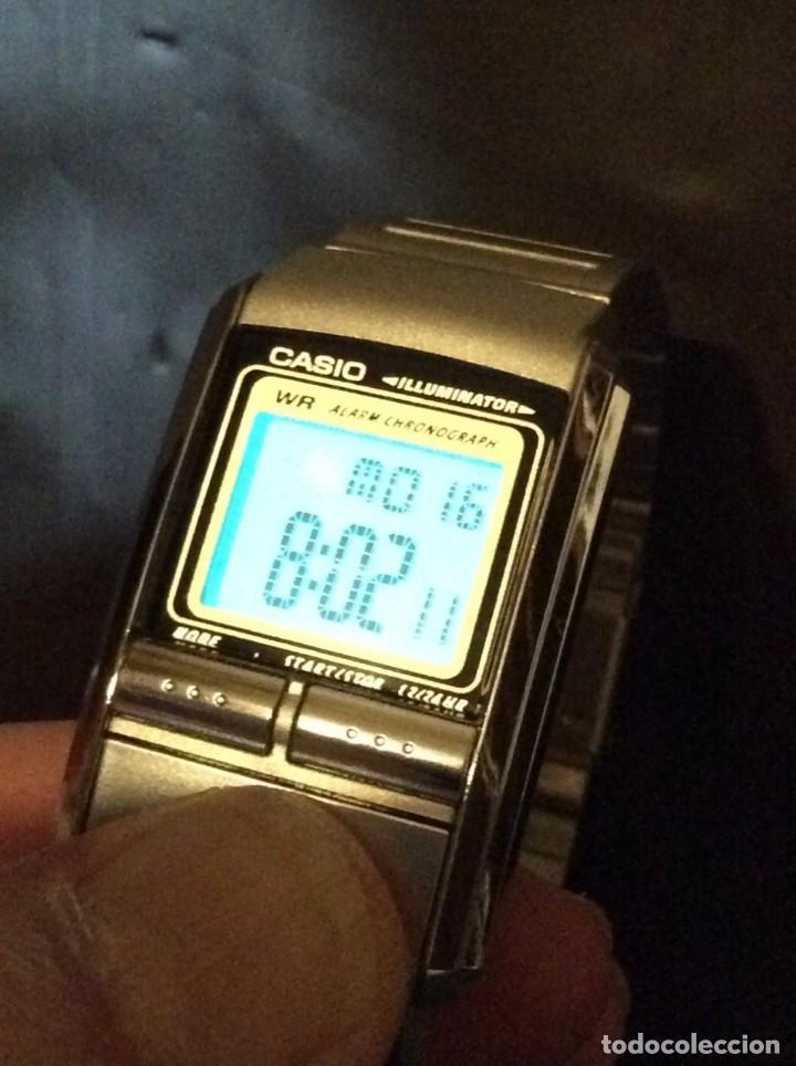 Relojes - Casio: RELOJ CASIO DE SRTA. LA 200 ¡¡ SUPER ELEGANTE !! ¡¡NUEVO!! (VER FOTOS) - Foto 6 - 210607968