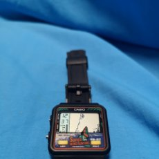 Relojes - Casio: RELOJ CASIO GAME 919 GS-20 SUPER WIND SURFING JAPAN 1990 FUNCIONA. Lote 168094574