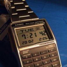 Relojes - Casio: RELOJ CASIO DBC 32 ¡¡ CALCULADORA - DATA - BANK !! ¡¡NUEVO¡¡. Lote 168302538