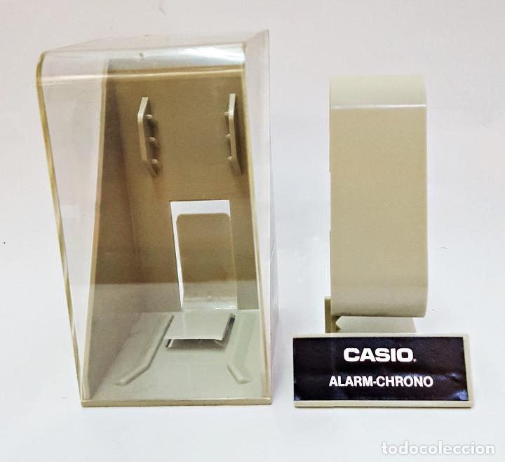 Relojes - Casio: Antigua Caja-Caballete de reloj CASIO F-84-W.1AZ - Foto 2 - 168963048