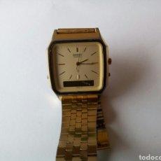 Relojes - Casio: RELOJ CASIO DORADO. Lote 169746772