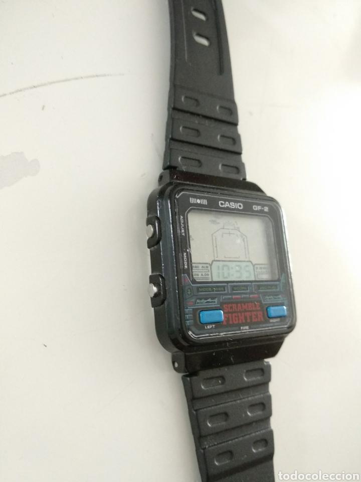 Reloj Scramble Fighter Casio 2 Gf OknP0w