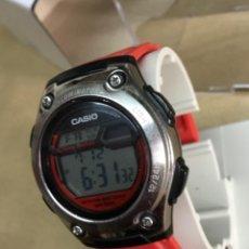 Relojes - Casio: RELOJ CASIO 3091 W-211 PERFECTO EN SU CAJA ORIGINAL. Lote 171130365