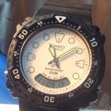 Relojes - Casio: RELOJ CASIO AW 305 BONITO DEPORTIVO VINTAGE ¡¡NUEVO!! (VER FOTOS). Lote 172306038