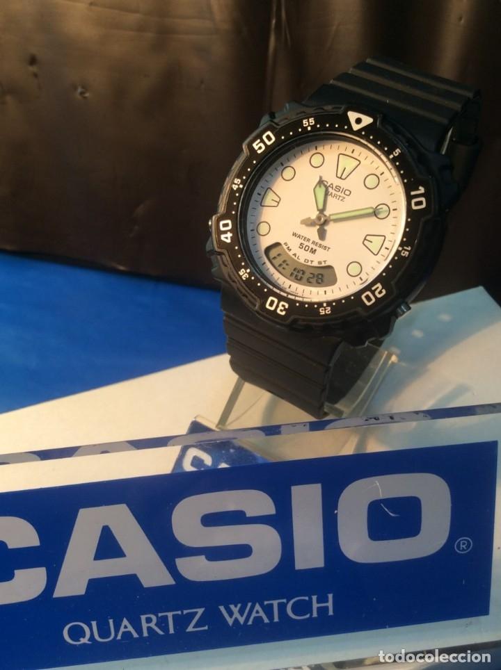 Relojes - Casio: RELOJ CASIO AW 305 BONITO DEPORTIVO VINTAGE ¡¡NUEVO!! (VER FOTOS) - Foto 2 - 172306038