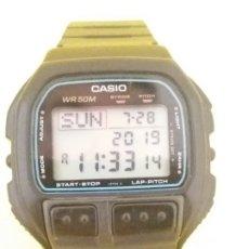 Relojes - Casio: RELOJ CASIO RPS-100 MODULO 1091 JAPAN. Lote 172396365