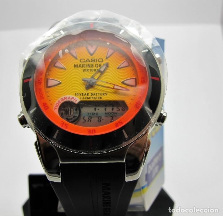 Relojes - Casio: Reloj Casio Marine Gear NUEVO A ESTRENAR - Foto 2 - 172844625
