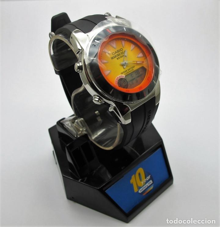 Relojes - Casio: Reloj Casio Marine Gear NUEVO A ESTRENAR - Foto 4 - 172844625