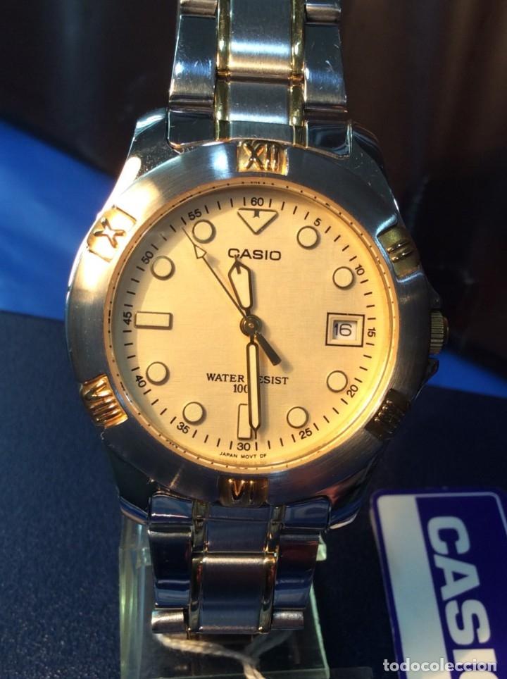 100 ¡¡nuevover 3007 ¡¡ Wr Mth Fotos Reloj Casio MVintage JT13FKcul