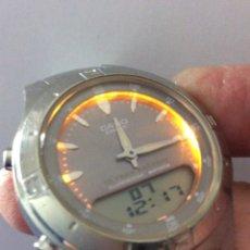Relojes - Casio: RELOJ CASIO EFA 110 - EDIFICE - DATA BANK ¡¡ USADO !!(VER FOTOS). Lote 173030589