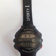 Relojes - Casio: RELOJ RETRO CASIO JPX-1000 MOD-902 JAPAN. Lote 173513119