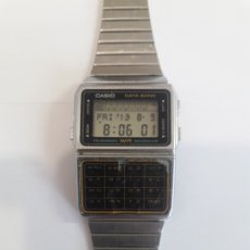Relojes - Casio: RELOJ CASIO CALCULADORA DATA BANK DBC-610 MOD 676. Lote 173514660