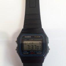 Relojes - Casio: LOTE DE RELOJES CASIO RETRO. CASIO F-91, CASIO DORADO Y CASIO A-159 W. Lote 173521624