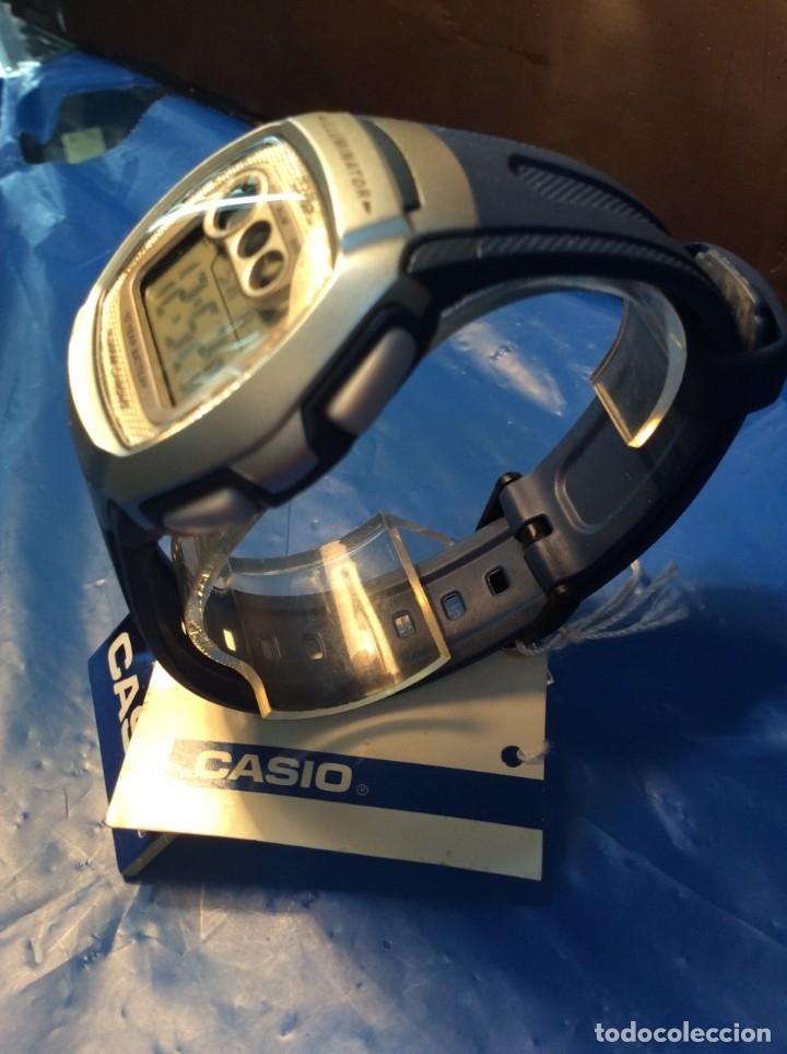 Relojes - Casio: RELOJ CASIO W 210 - SPORT AZUL - ¡¡¡NUEVO!!! (VER FOTOS) - Foto 3 - 173598168