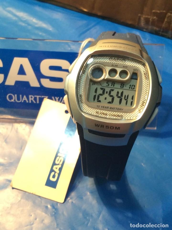 Relojes - Casio: RELOJ CASIO W 210 - SPORT AZUL - ¡¡¡NUEVO!!! (VER FOTOS) - Foto 4 - 173598168
