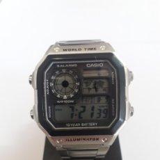 Relojes - Casio: RELOJ CASIO AE-1200WH. Lote 173599682