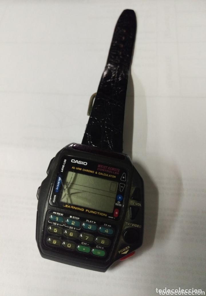 Relojes - Casio: RELOJ CASIO WRIST REMOTE CMD-40 1174 - Foto 2 - 173719803
