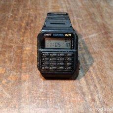 Relojes - Casio: RELOJ DE PULSERA CASIO CA-53 CALCULADORA, CON CORREA ROTA. FUNCIONANDO.. Lote 117069639