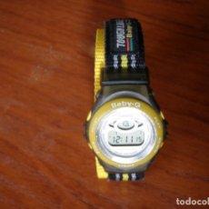 Relojes - Casio: RELOJ CASIO BABY G CON CORREA ORIGINAL. Lote 175445459