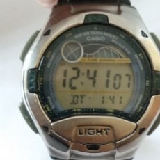 Relojes - Casio: RELOJ CABALLERO CASIO DIGITAL CUARZO 2926. W-753 FUNCIONANDO CORRECTAMENTE. Lote 175932890