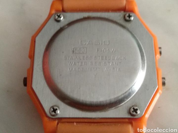 Relojes - Casio: Reloj Casio F91 - Foto 2 - 176217998