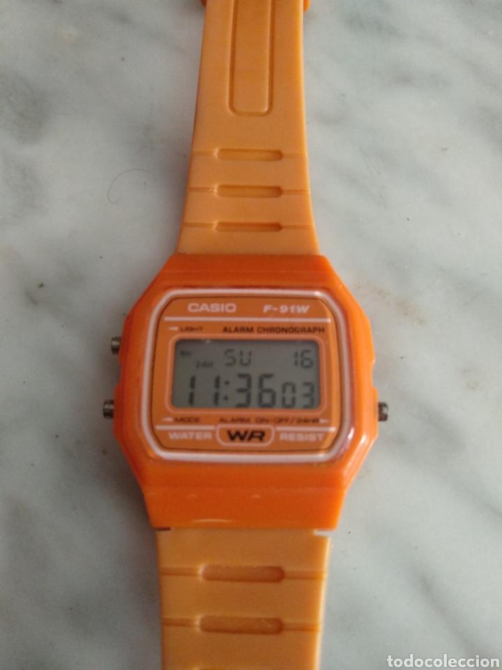 RELOJ CASIO F91 (Relojes - Relojes Actuales - Casio)