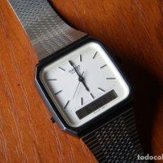 Relojes - Casio: RELOJ AG-331 AG331 ANALÓGICO Y DIGITAL FUNCIONANDO. Lote 176578230