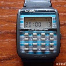 Relojes - Casio: RELOJ DIGITAL CASIO CALCULADORA LDF40 LDF-40 FUNCIONANDO. Lote 177311017