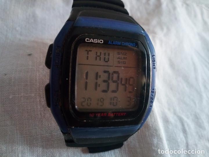 7-RELOJ CASIO 3239-W 96H (Relojes - Relojes Actuales - Casio)