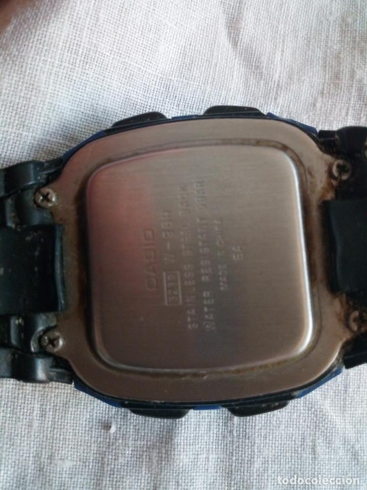 Relojes - Casio: 7-RELOJ CASIO 3239-W 96H - Foto 3 - 178186627