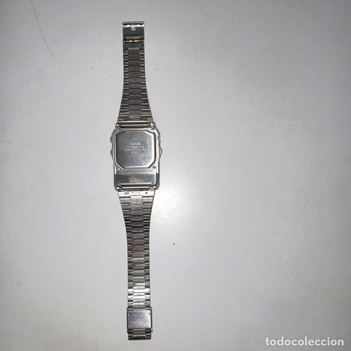 Relojes - Casio: Reloj calculadora Casio data Bank - Foto 3 - 178347122