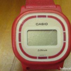 Relojes - Casio: ANTIGUO RELOJ CASIO L-16. FALTA PILA . NO SE HA USADO. Lote 178397390