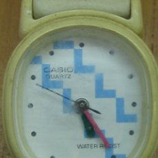 Relojes - Casio: ANTIGUO RELOJ CASIO LO-62. FALTA PILA . NO SE HA USADO. Lote 178397438
