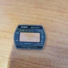 Relojes - Casio: CRISTAL (VINTAGE) CASIO MARLIN, SIN JUNTA DE GOMA, NUEVO SIN USO, CRISTAL ORIGINALES 100% CASIO . Lote 178557716